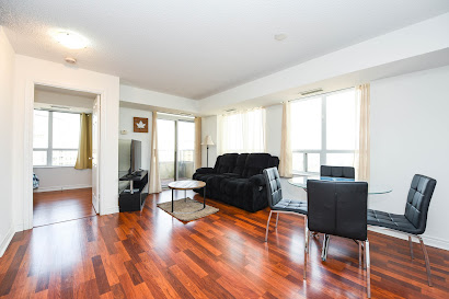 Airy and Modern 2BR