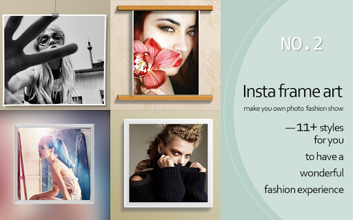 Photo Editor Collage Frame Pro 1.1 screenshots 2