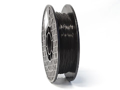 Black PRO Series Thermoplastic Polyurethane (TPU) - 2.85mm (1lb)