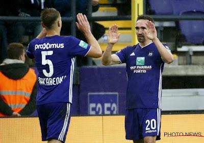 """Sven Kums, l'homme du match: """"Mais j'aurais pu ne pas jouer"""""""