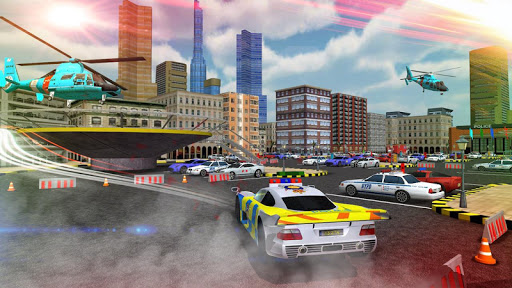 Polic Car Drive 3D