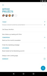 To-do list, Task List - Any.do- screenshot thumbnail