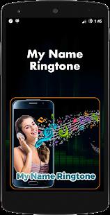 My Name Ringtone Maker - náhled