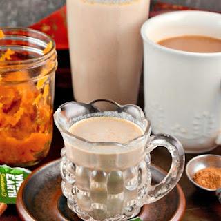 Lower Sugar Homemade Pumpkin Spice Coffee Creamer.