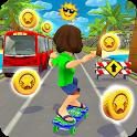 Skater Rush - Endless Skateboard Game icon