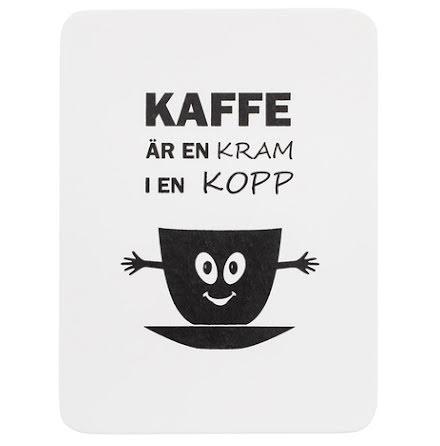 Tavla Kaffekopp