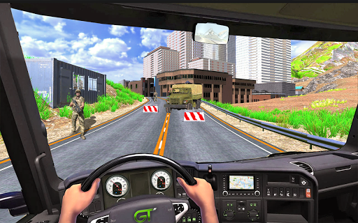 Mountain Truck Simulator: Truck Games 2020 apktram screenshots 7