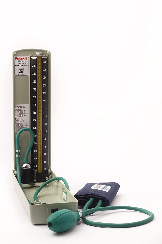 Diamond Mercurial Blood Pressure Machine