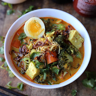 Vegetable Curry Soup With Coconut Milk Recipes.