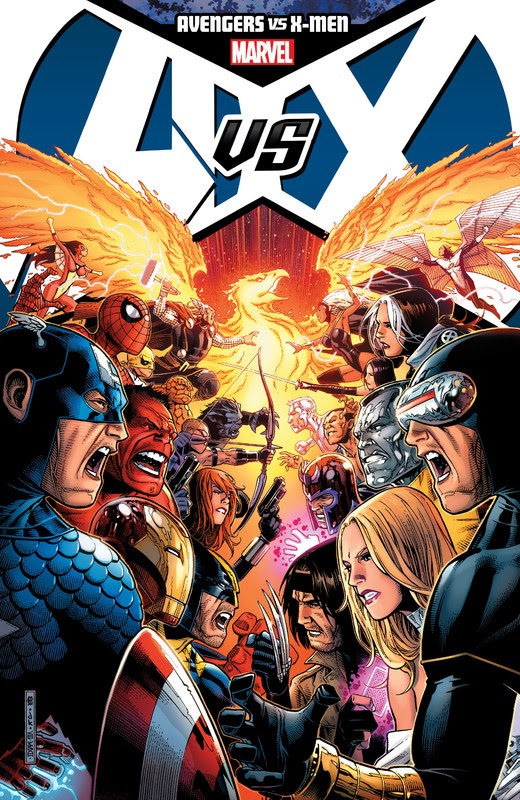 Avengers vs. X-Men Collection (2012)
