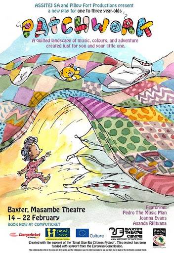 Patchwork at the Cradle of Creativity : Baxter Theatre
