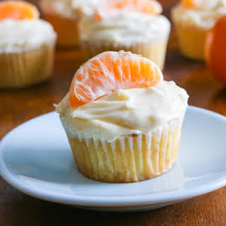 Clementine Cupcakes.