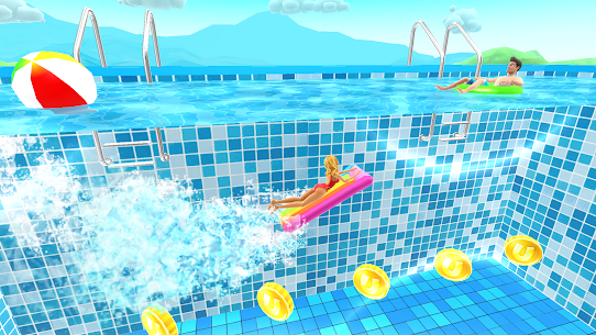 Uphill Rush Water Park Racing MOD Apk 4.3.45 (Free Shopping) 6