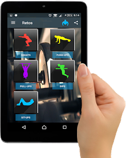 Gym Fitness & Workout : Entrenador Personal Screenshot