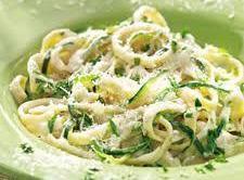 Zucchini Fettuccine Recipe