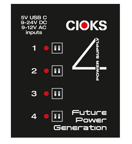 CIOKS 4 (Expander Kit)
