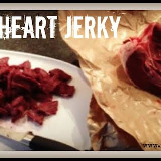 Beef Heart Jerky.