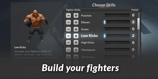 MMA Manager 0.6.14 screenshots 3