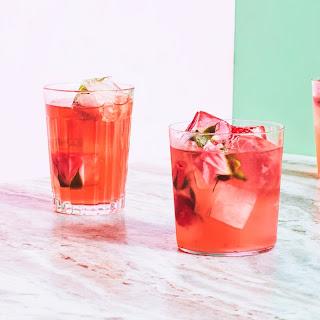 Spiked Rose Lemonade recipe   Epicurious.com.