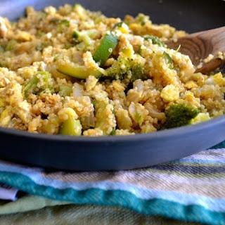 Mixed Vegetables Quinoa Pilaf