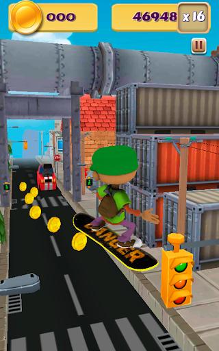 Hoverboard Rush Hero