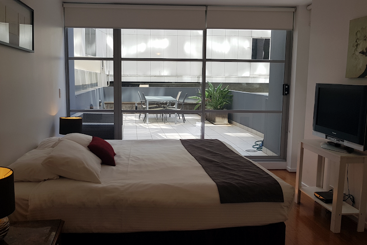 2 bedroom apartment at Mid-Town Apartments, Sydney CBD