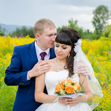 Wedding photographer Olesya Lazareva (Olesya1986). Photo of 26.08.2015
