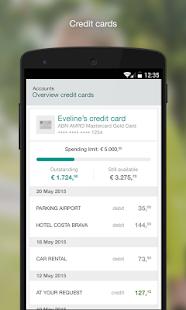 ABN AMRO Mobiel Bankieren- screenshot thumbnail