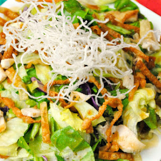 Copycat Cheesecake Factory Chinese Chicken Salad