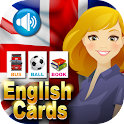 EngCards - English words icon