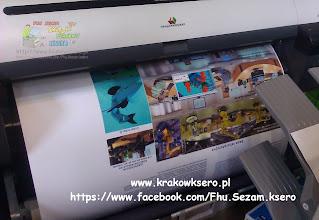 Photo: Poster B2 - papier pełne foto