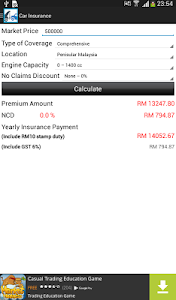 Car Loan Calculator (Malaysia) screenshot 10