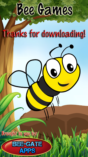 Bee Games for Kids Free