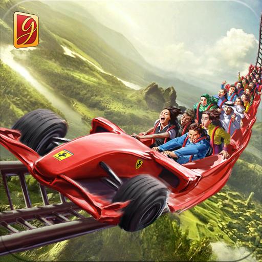 Animal Park Roller Coaster 模擬 App LOGO-硬是要APP