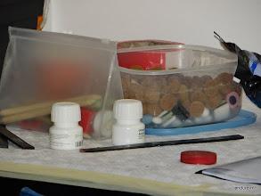 Photo: Verf en ander nuttig spul