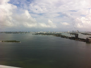 Photo: Spectacular Miami day! This is why we live here. And the best part: The view from Paramount Bay.