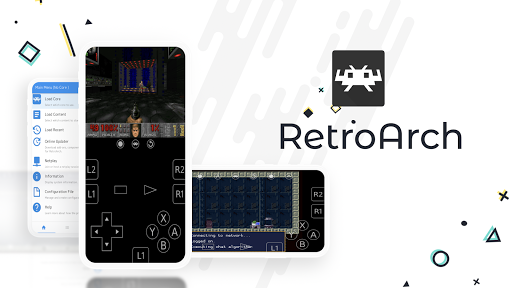 RetroArch - screenshot