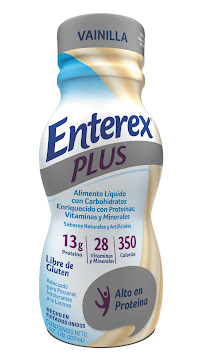 Enterex Plus Vainilla