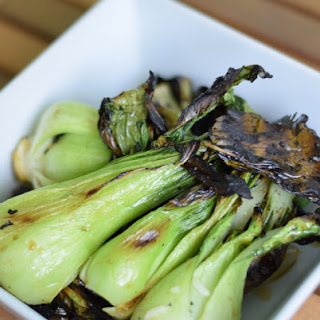 Grilled Baby Bok Choy Recipe