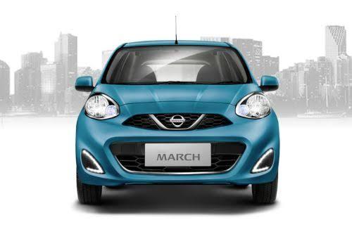 สรุปรถยนต์ : Nissan March EL CVT
