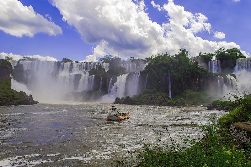 Iguazu e i temerari di MAX1960