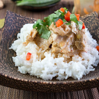Crockpot Thai Turkey Tenderloin Recipe