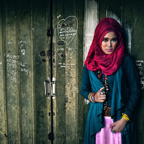 beauty of hijab by Little Jack's - People Fashion