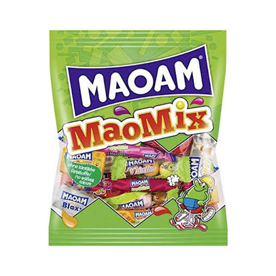 Haribo Maomix Pouch 750g