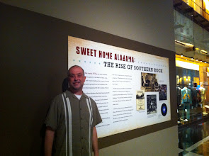 Photo: Country Music Hall of Fame and Museum, Nashville, TN.  Go Bama!