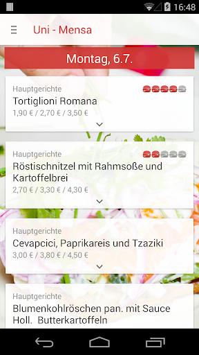 Mensa Regensburg
