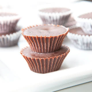 Mini Paleo Fudge Cups.