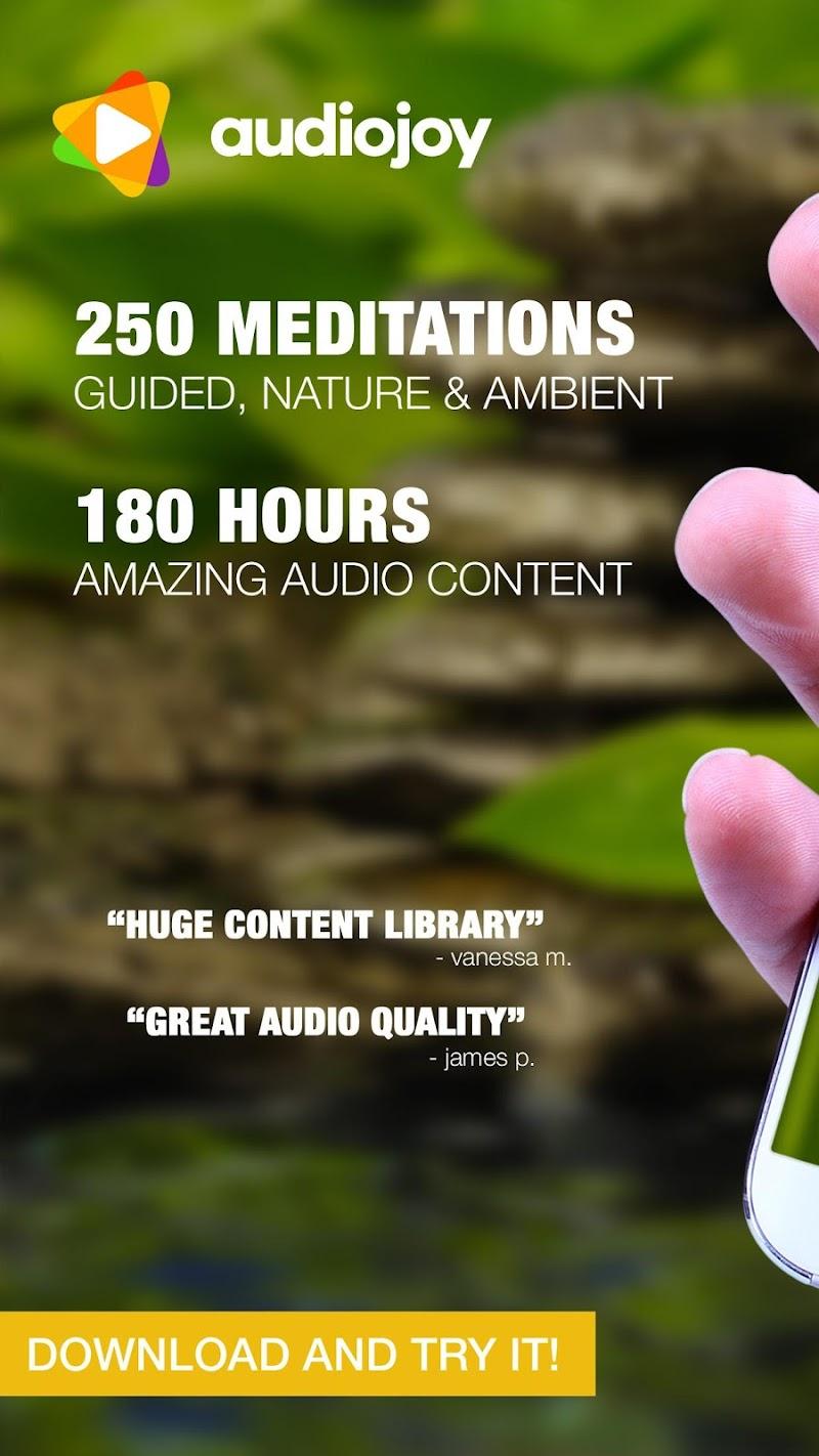 1000 Nature Sleep Relax Sounds Screenshot 0