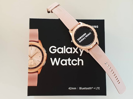 The Samsung Galaxy Watch is an eSIM-enabled wearable and will soon be available in SA.