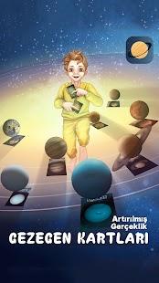 AR Bilim Kartları - náhled